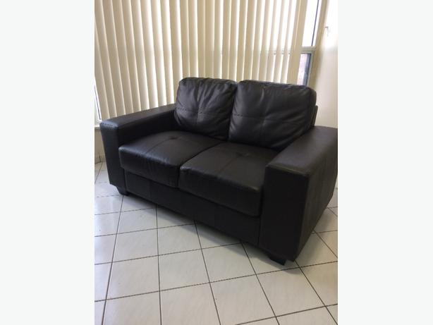 Leather Couches Must Go! 3pcs