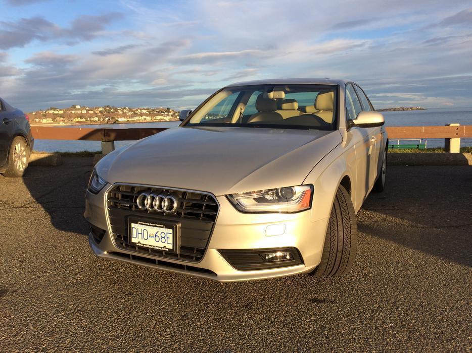 2013 Audi A4 4dr Sdn Auto Premium Plus Quattro Victoria