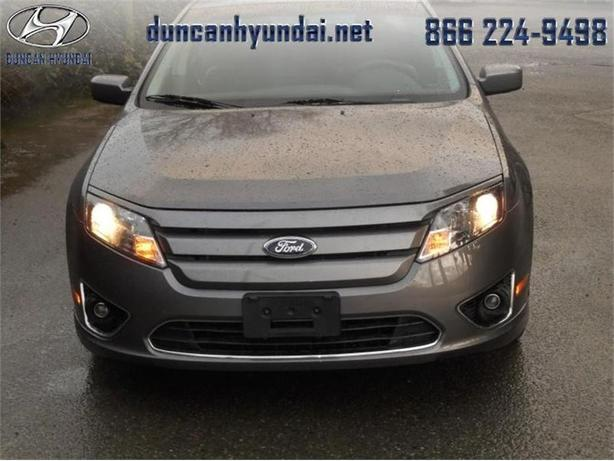 2012 Ford Fusion SEL  - Low Mileage