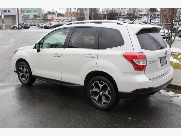 2014 subaru forester 2 0xt touring outside nanaimo nanaimo. Black Bedroom Furniture Sets. Home Design Ideas
