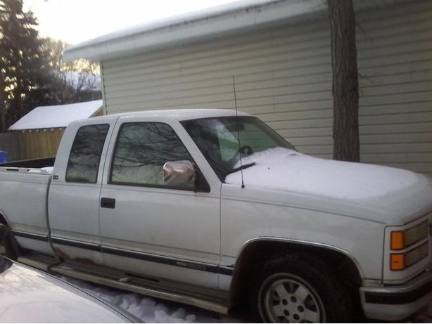 $1300  or  best offer 1995 gmc truck crewcab