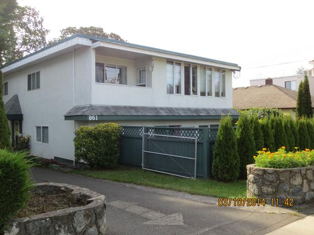 ESQUIMALT 2 BEDROOM APARTMENT IN A 4-PLEX