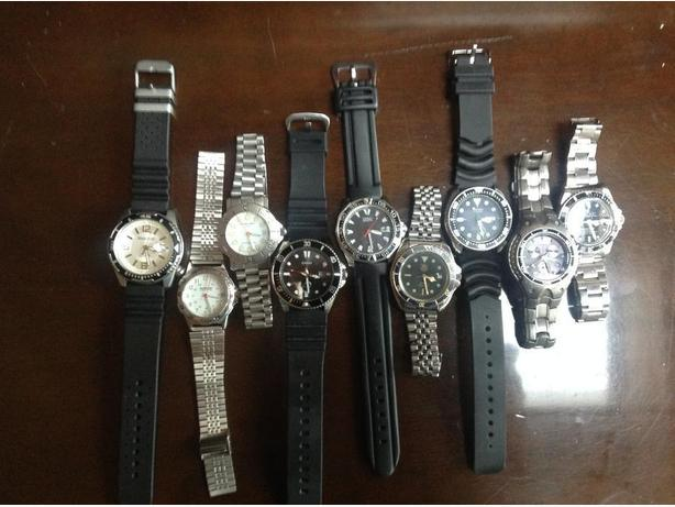 Looking for older dive watches.