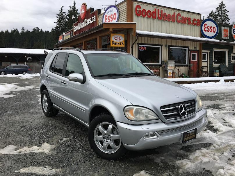 2003 mercedes ml 500 luxury suv with v8 horsepower for Mercedes benz hours of operation
