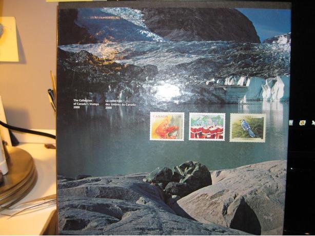 CANADA 2000 YEAR ALBUM COMPLETE