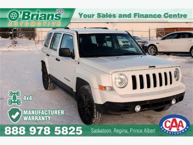 2015 jeep patriot sport north mfg warranty 4x4 central. Black Bedroom Furniture Sets. Home Design Ideas