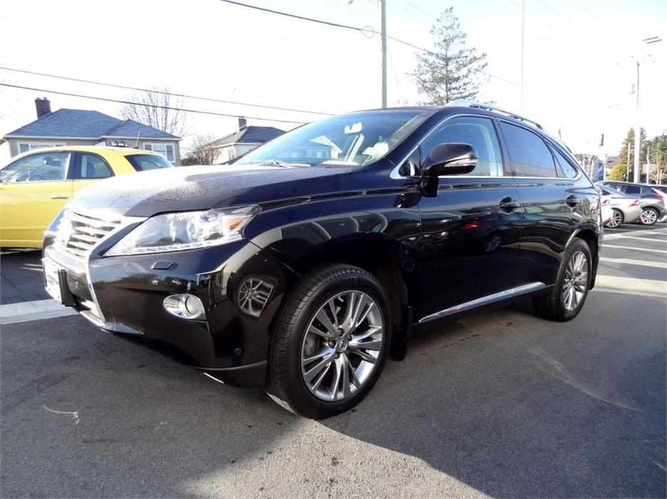 2013 Lexus Rx 350 Ultra Premium 2 With Navigation Outside