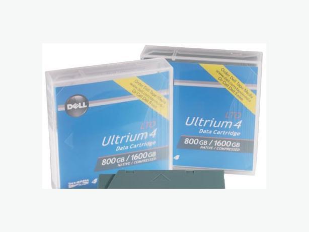 NEW LTO-4 800G/1600GB Ultrium Tape Cartridge
