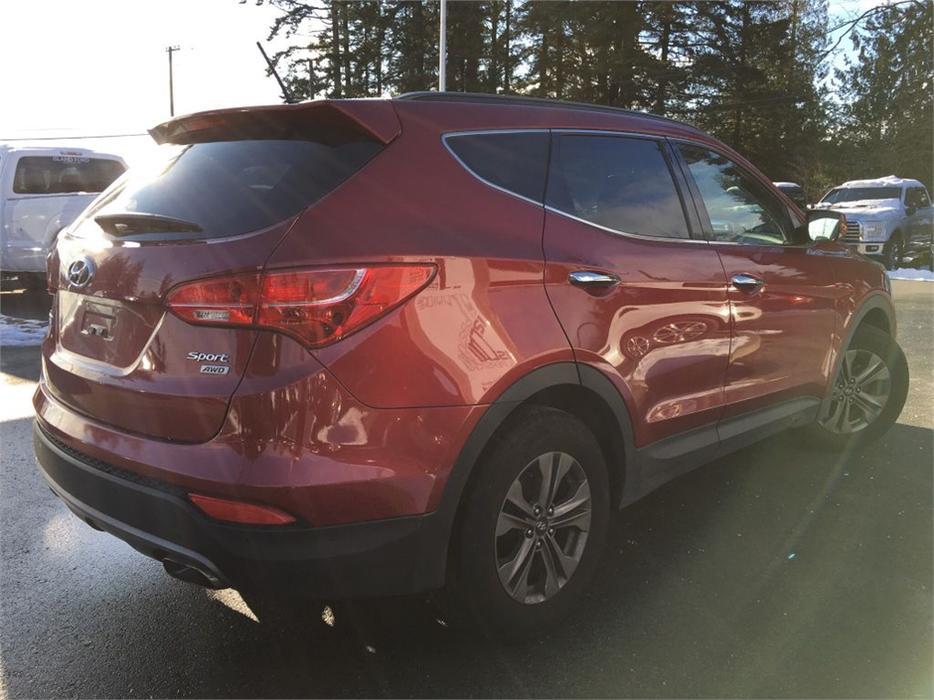 2015 Hyundai Santa Fe Sport Heated Seats Heated Steering Wheel Awd Duncan Cowichan Mobile