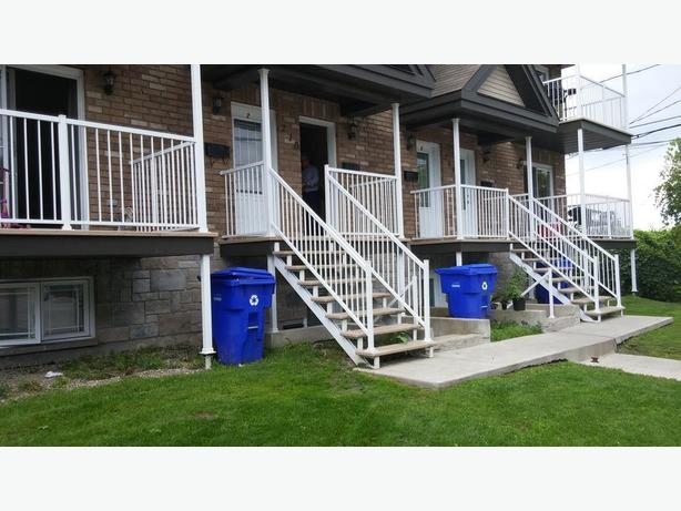 9 Unit Apt. Building Gatineau Profitable by Owner Fully Rented