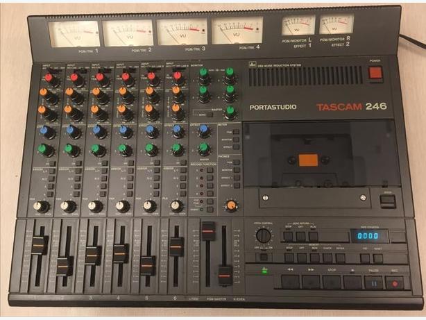 teac 3 tascam series mixer manual