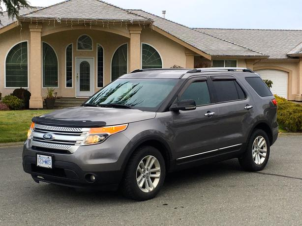 2012 Ford Explorer, full load