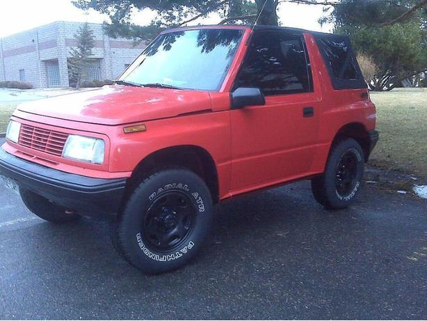 Looking for 16 inch rims 5x5.5 -cevy tracker suzuki  jeep ford dodge