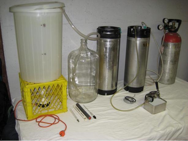 Beer Keg System