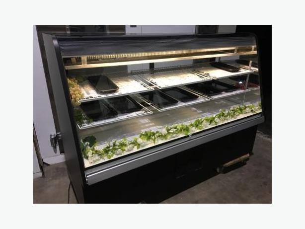 (COLDSTREAM)  6/FT REFRIGERATED DISPLAY COOLER