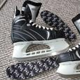 Skates-Winnwell -sz. 8 Adult - NEW- $45.