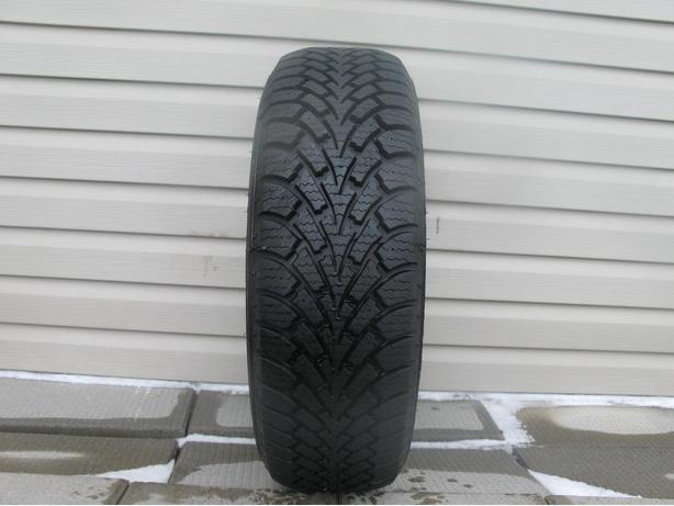 ONE (1) GOODYEAR NORDIC WINTER TIRE /225/60/16/ - $40