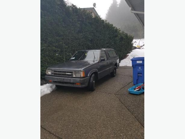 1989 Mazda b2200