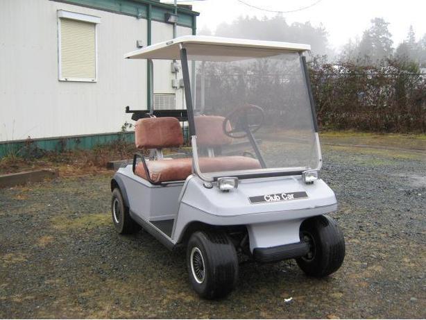 ELECTRIC GOLF CART (CLUB CAR)