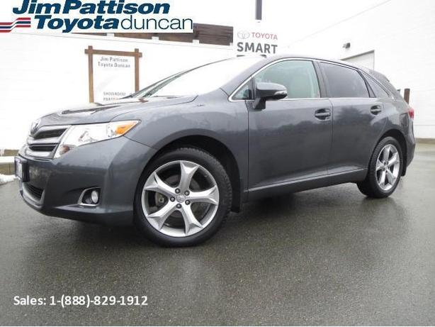 2013 Toyota Venza V6 AWD - Leather #DN6291A