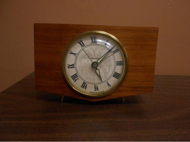 West clock Antique