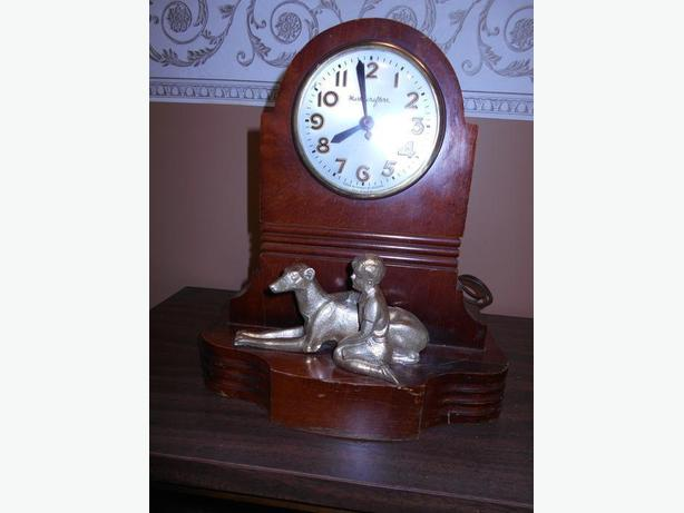 Antique Mastercrafts Clock