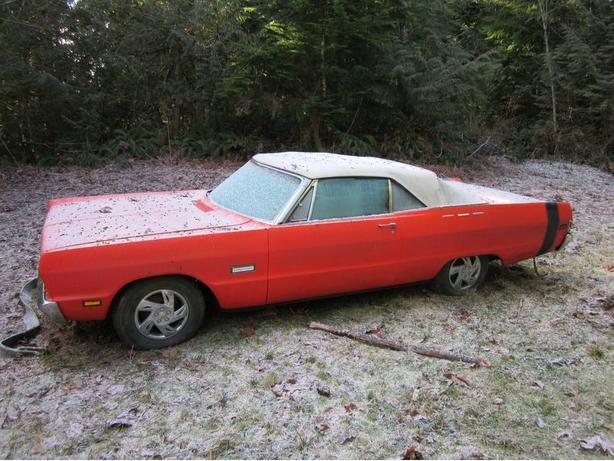 1969 Sport Fury Convertible