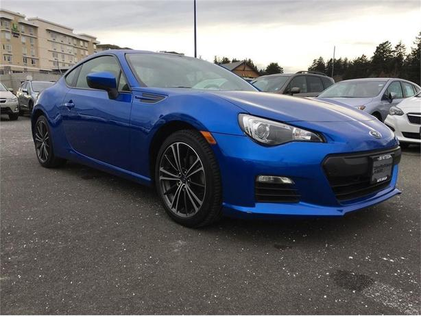 2013 subaru brz b w low mileage west shore. Black Bedroom Furniture Sets. Home Design Ideas