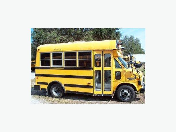 WANTED: WANTED: A Short School Bus