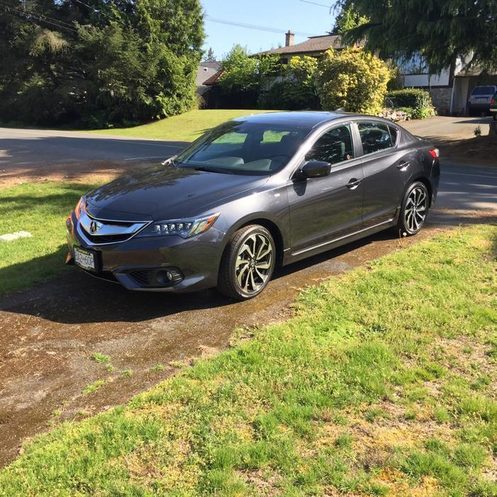 2016 ACURA ILX - $28,500 OBO West Shore: Langford,Colwood,Metchosin,Highlands, Victoria - MOBILE