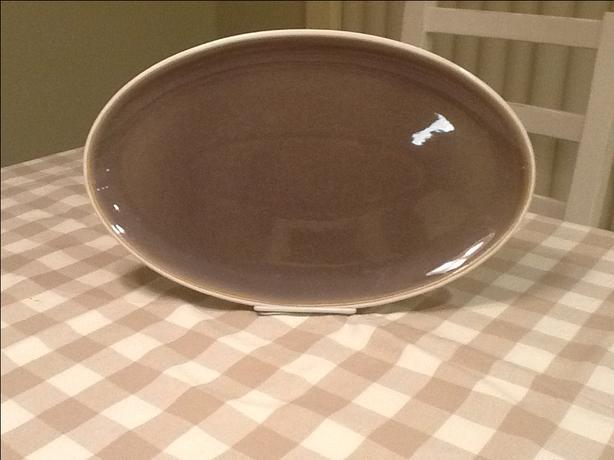 Denby Oval Platter