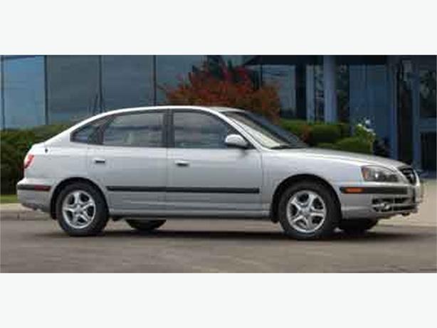 2004 Hyundai Elantra GT 5-Door