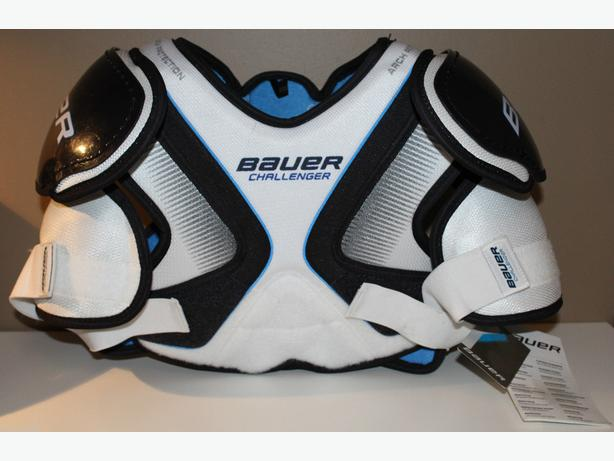 Bauer Challenger child shoulder pads, Small size
