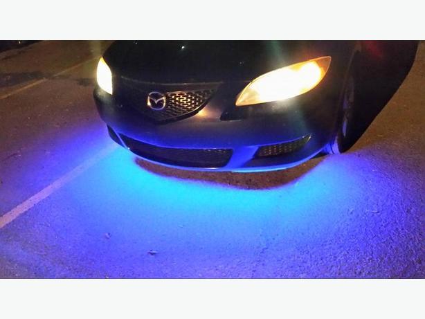 2004 Mazda 3 Sedan BLUE FOR SALE OBO