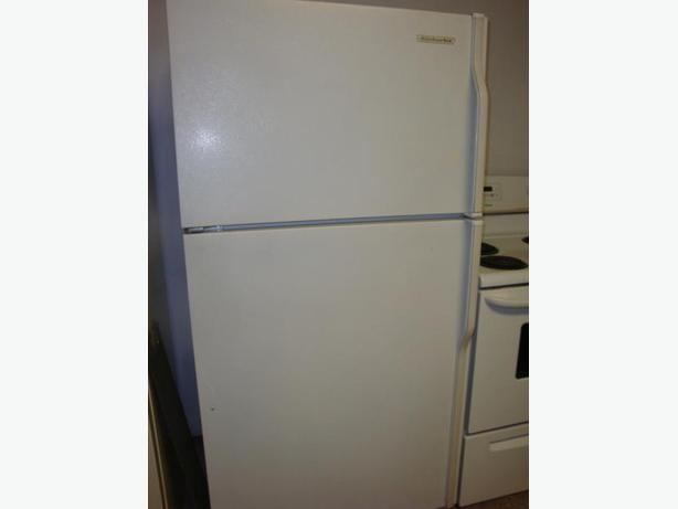 Kitchen Aid fridge,