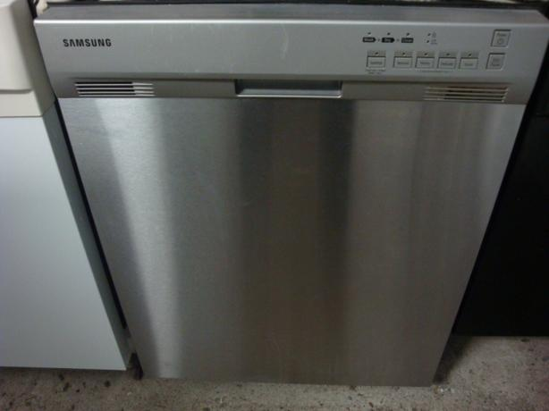 Samsung Energy Star stainless steel dishwasher