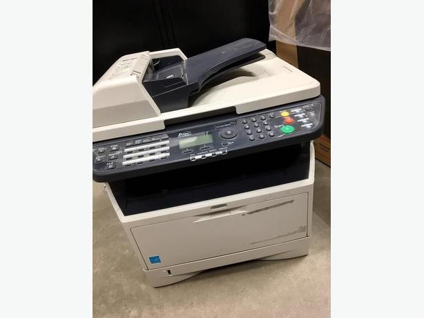 Kyocera FS-1128MFP printer and one new toner