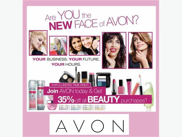 Avon - Be your own Boss