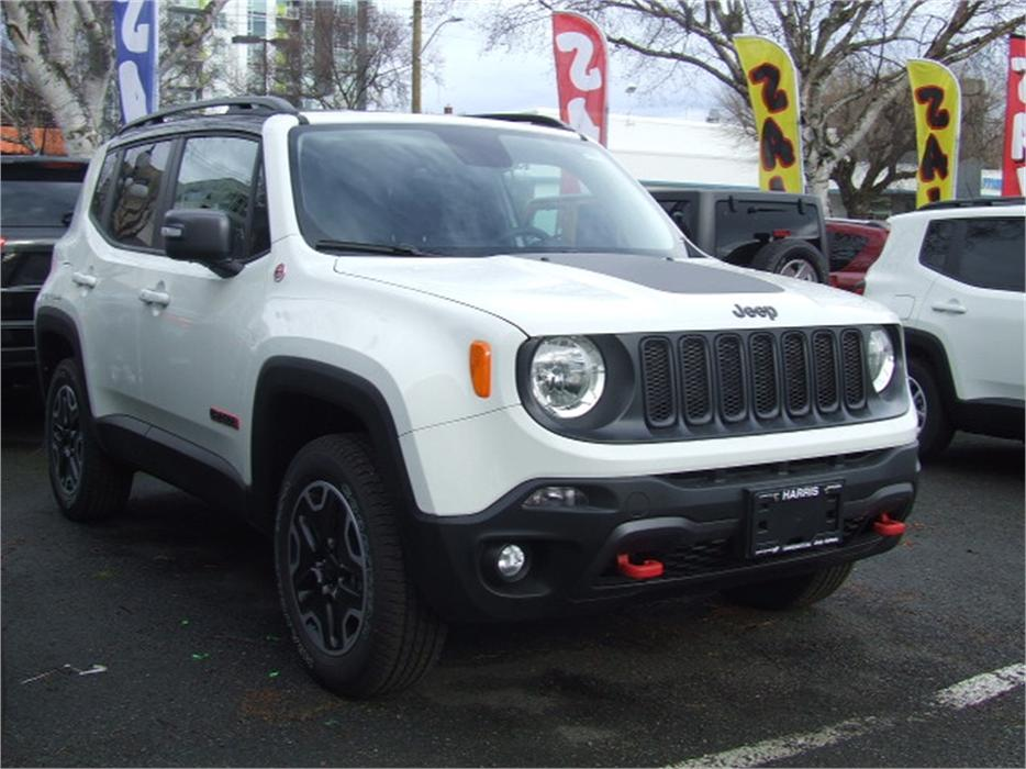 Jeep Renegade Vancouver Island