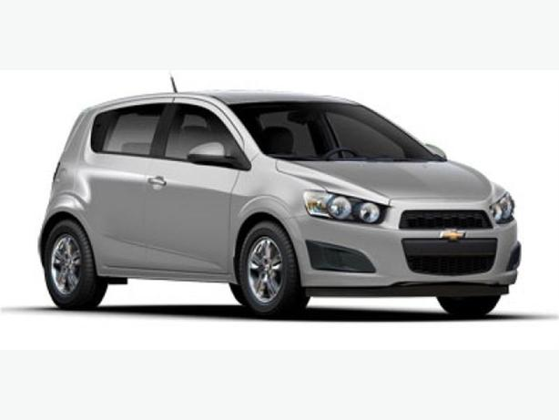 2014 Chevrolet Sonic LT w/ Appearance Package and Sunroof
