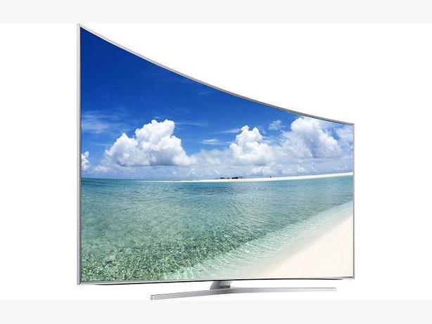 NEW Samsung UN55JS9000 55 Silver SUHD