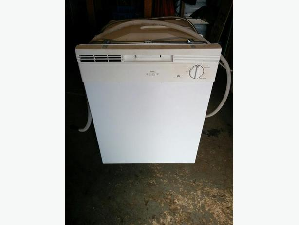White-Westinghouse dishwasher - barely used