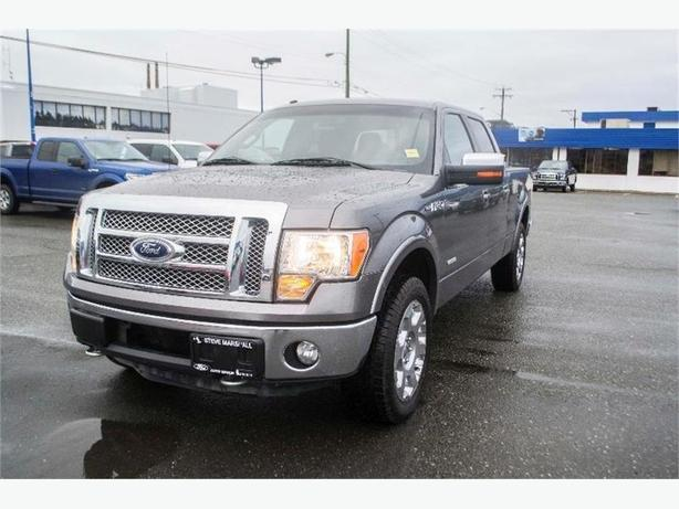 2012 Ford F-150 4X4