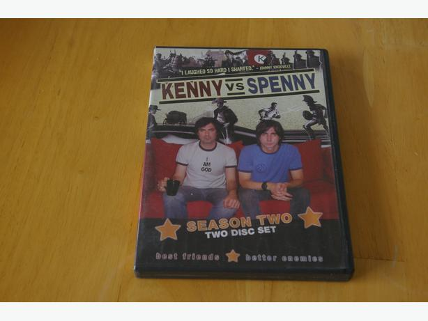Kenny vs Spenny DVD's Seasons 2 thru 6
