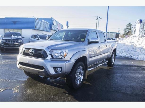 2014 Toyota Tacoma LIMITED | 4X4
