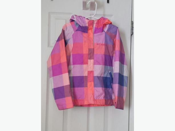 Columbia - Girls Spring Jacket/Raincoat xs (size 4-5)