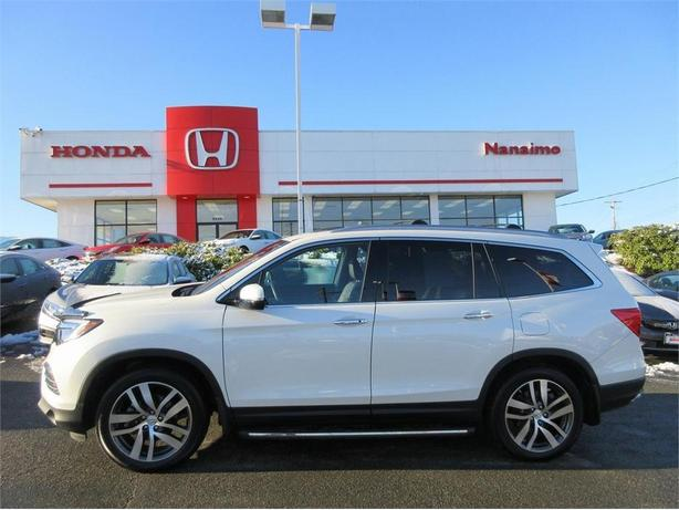 2016 Honda Pilot Touring DEMO
