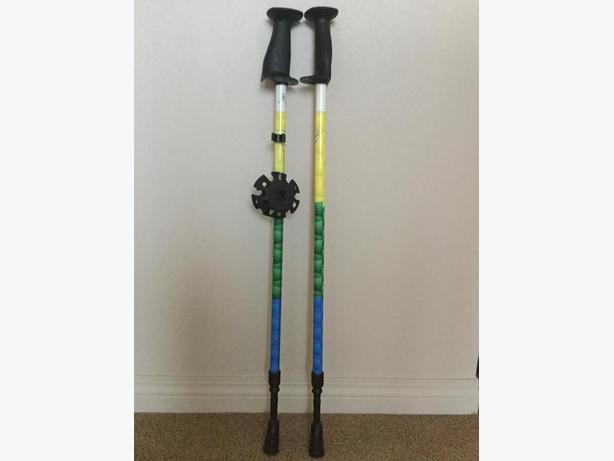 Urban Walking Poles