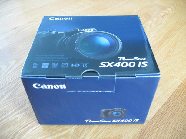 Canon PowerShot SX400 IS brand new in the box