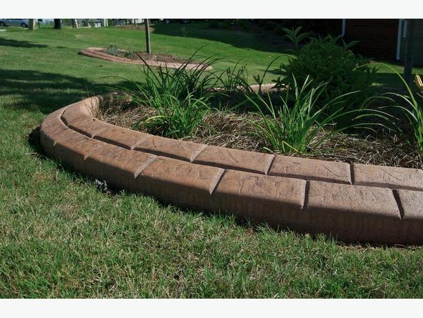 Decorative Landscape Curbing
